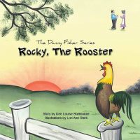 Rocky, The Rooster Book Cover